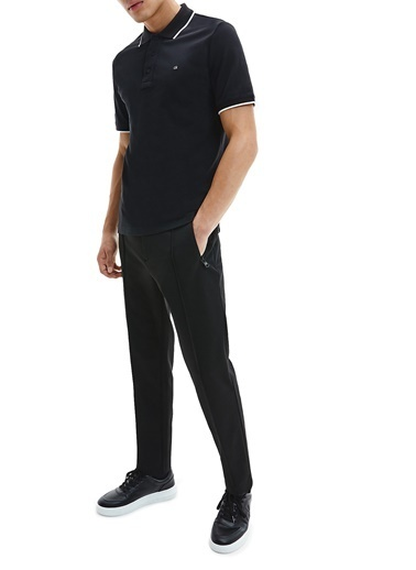 Calvin Klein Calvin Klein K10K106550 Slim Fit  Erkek Pantolon Siyah